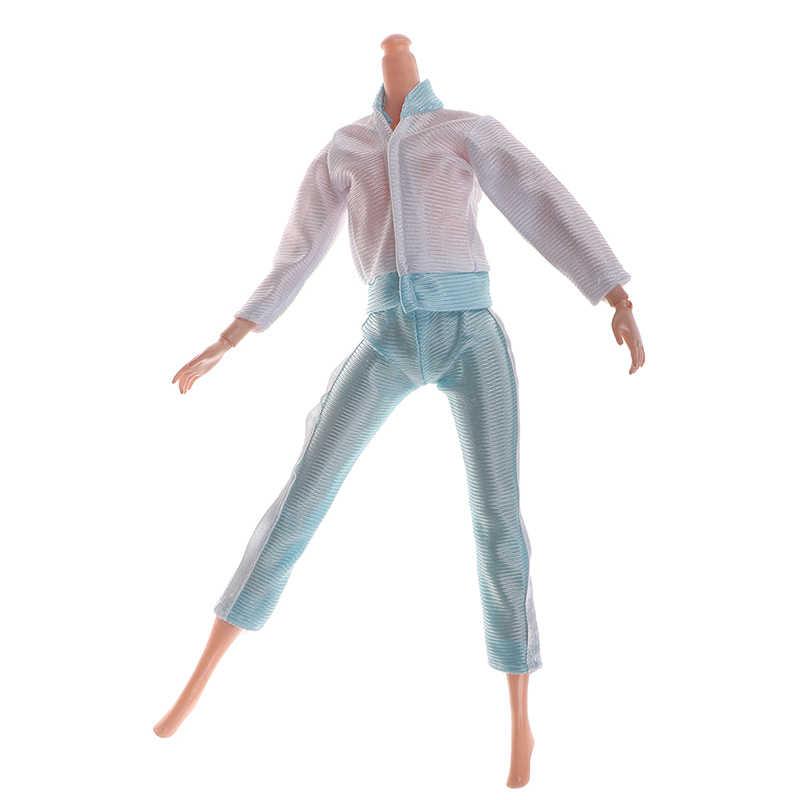 Детская Подарочная Игрушка Одежда ручной работы повседневная одежда Блузки спортивные штаны милые топы брюки платье Одежда для куклы аксессуары