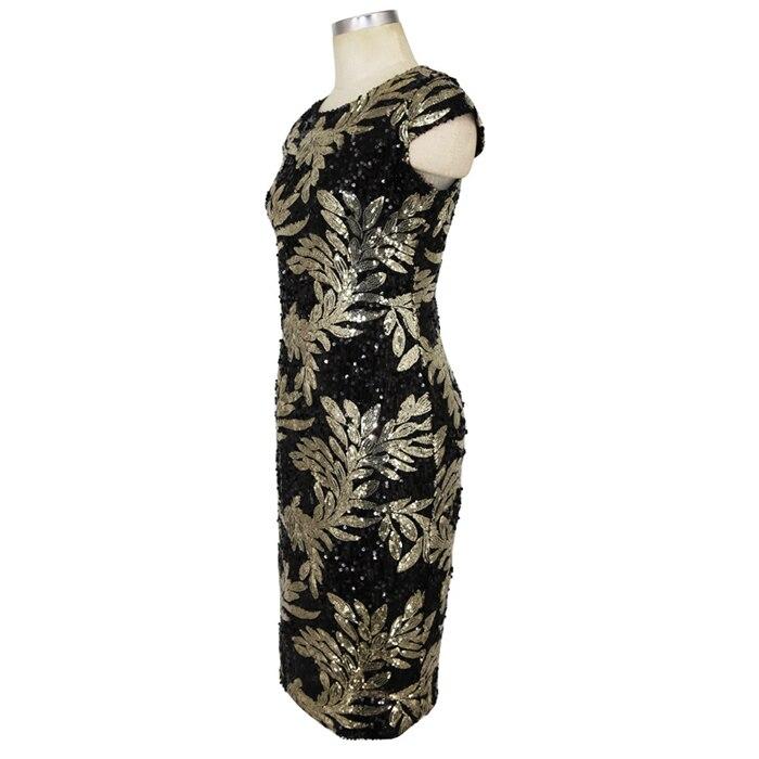 Great Gatsby Flapper Dress Sequins 16