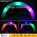 inflatable arch with led lighting and Built-in air blower for party,party inflatable arch door BG-A0788 toy