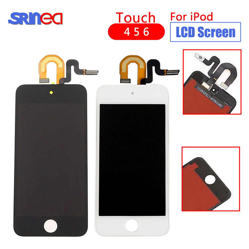 For iPod Touch 5 5th LCD Display And Screen Panel Digitizer Assembly 6 6th 4