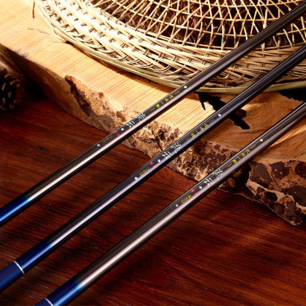 3 6 fishing rods high quality stream fishing for Fishing rod ultra sun