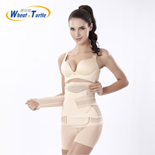 Waist Polyester Postpartum Abdominal Belt Recovery Belly/ abdomen/pelvis Shapewear Breathable 3in1 Belly Special Offer Slim