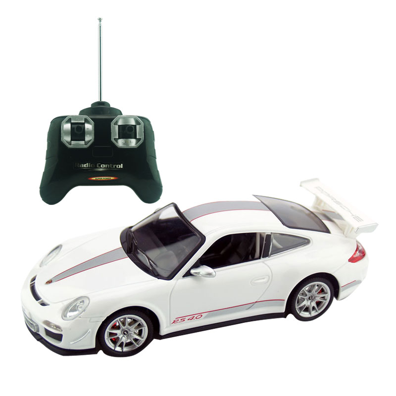 licensed 124 rc car model for porsche 911 gt3 remote control radio control racing car kids toys for children christmas gifts