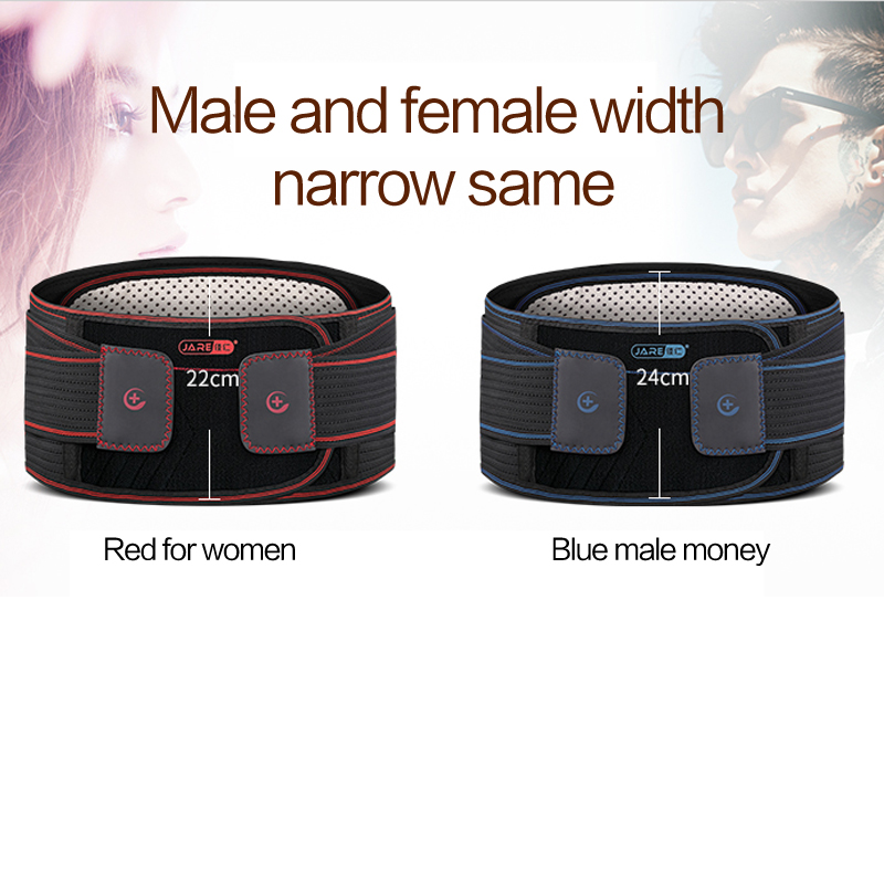 relation Medical Belt Tourmaline Belt Self Heating Thermal Promote Blood Circulation Lower Waist Orthopedic Back Support Belt frill waist self belt shorts