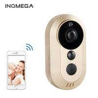 INQMEGA Kablosuz Kapı Bell Wifi Uzaktan Video Kamera Interkom Kapı Zili Ev Telefonu Kontrol Güvenlik Bebek Bakımı