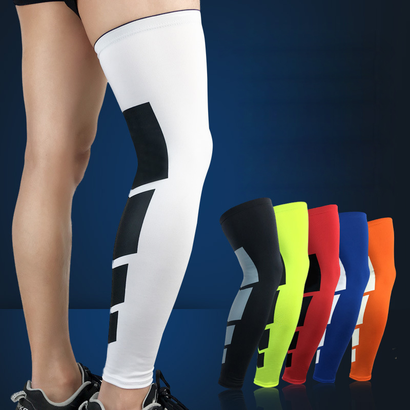 1pc Factory Direct Left Right Unisex Legwarmer Compression Shin Guard Calf Protection Sleeve Sports Exercise Legging Protector in Shin Guard from Sports Entertainment