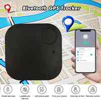 Wireless Key Finder Smart Tracker GPS luetooth Locator Remote Key Tag Anti Verloren Schlüsselbund Alarm für Kinder Pet Hund Katze kind Telefon