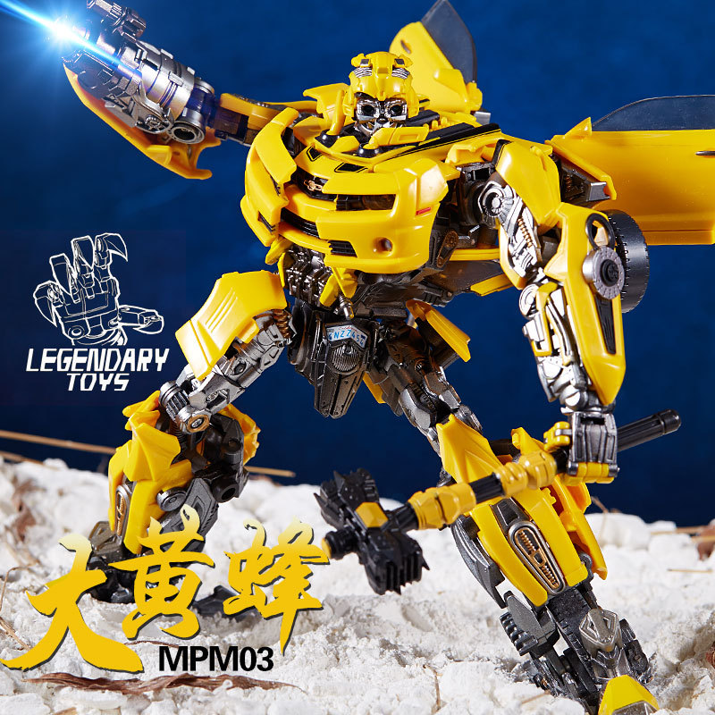 LegendaryToys LT01 MPM-03 MPM03 MPM 03 Bee Transformation Action Figure цена