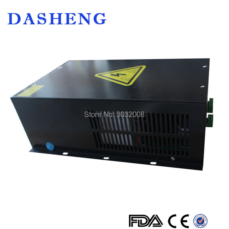 HY-50w co2 laser machine power supply for CO2 Laser Engraving Cutting Machine цена