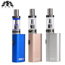 The Authentic Jomotech Lite 40W Digital Cigarette starter kits In-built 2200mah Battery 4ml Tank Rechargeable Vape Vaporizer