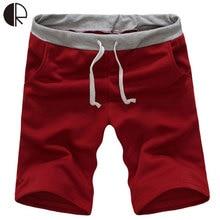Hot Sale Fashion Comfortable Shorts Men Beach Trousers Short Casual Solid Trousers Men Clothes MP164