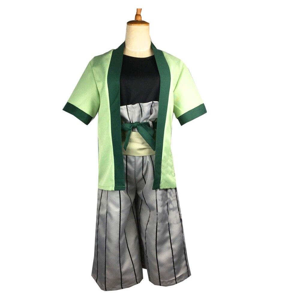 2018 Naruto First Hokage Hashirama Senju Cosplay Costume Set