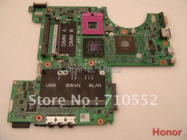 for Dell XPS M1530 RU477 0RU477 CN-0RU477 laptop motherboard fully tested & working perfect