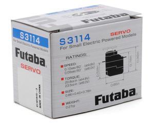 Image 4 - Небольшой рулевой механизм FUTABA S3114 Servo
