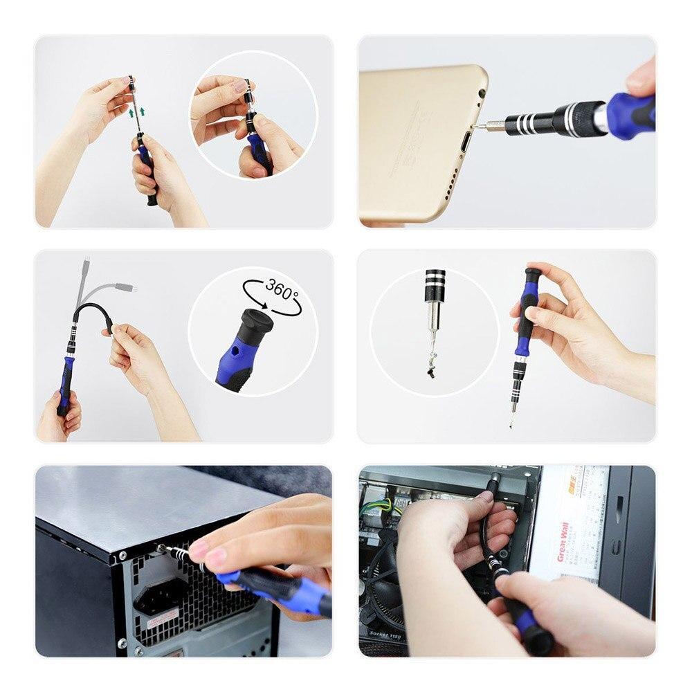 Magnetic Screwdriver Set (3)