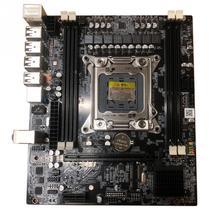X79 LGA 2011 поддерживает регистровая и ecc-память памяти двойной индикатор 4 Каналы x79 материнская плата E5 стол основная аксессуары для плат