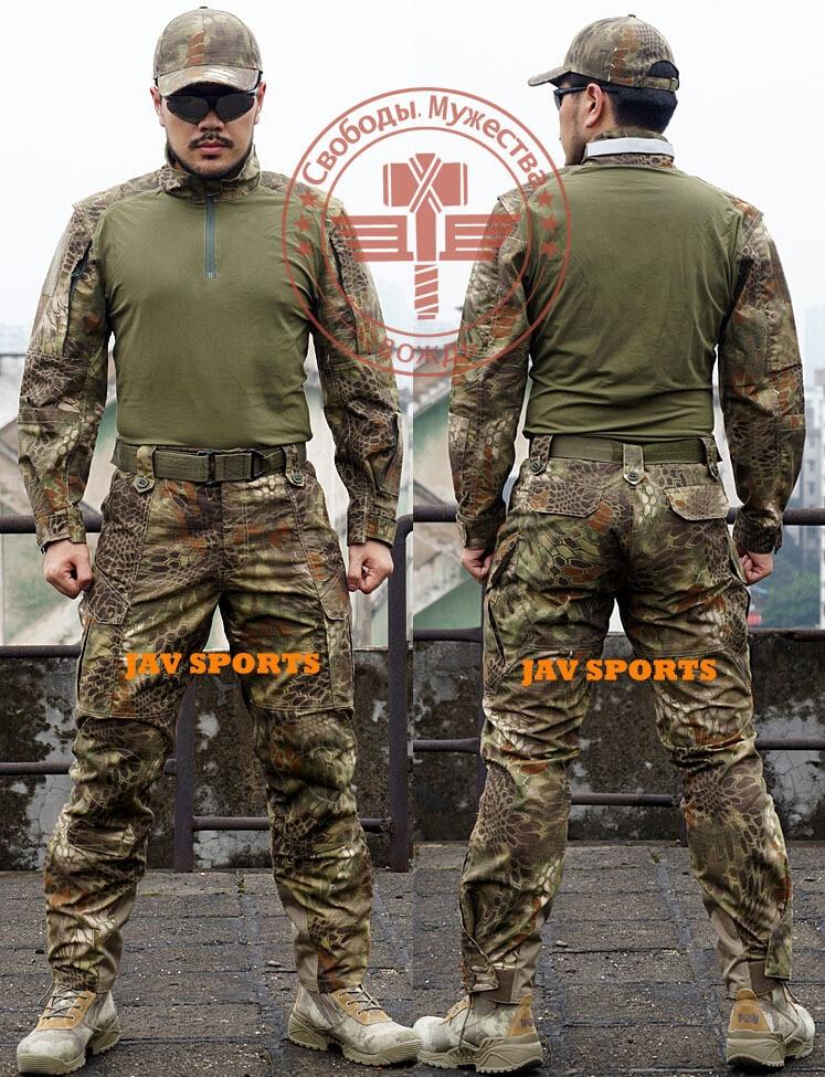 Warchief rattlesnake newest quality kryptek mandrake military tactical combat (SKU12050480)
