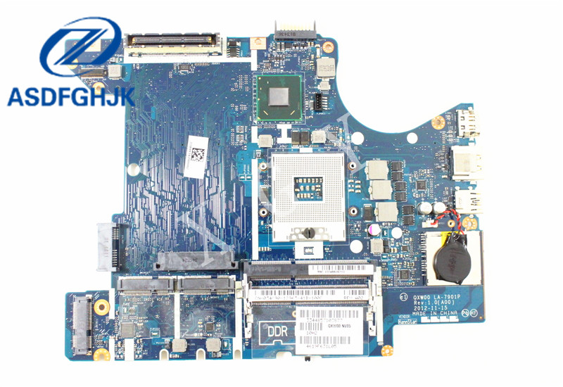 все цены на Laptop Motherboard for Dell for Latitude E5430 Motherboard CN-034C90 034C90 34C90 QXW00 LA-7901P DDR3 100% Testing OK онлайн