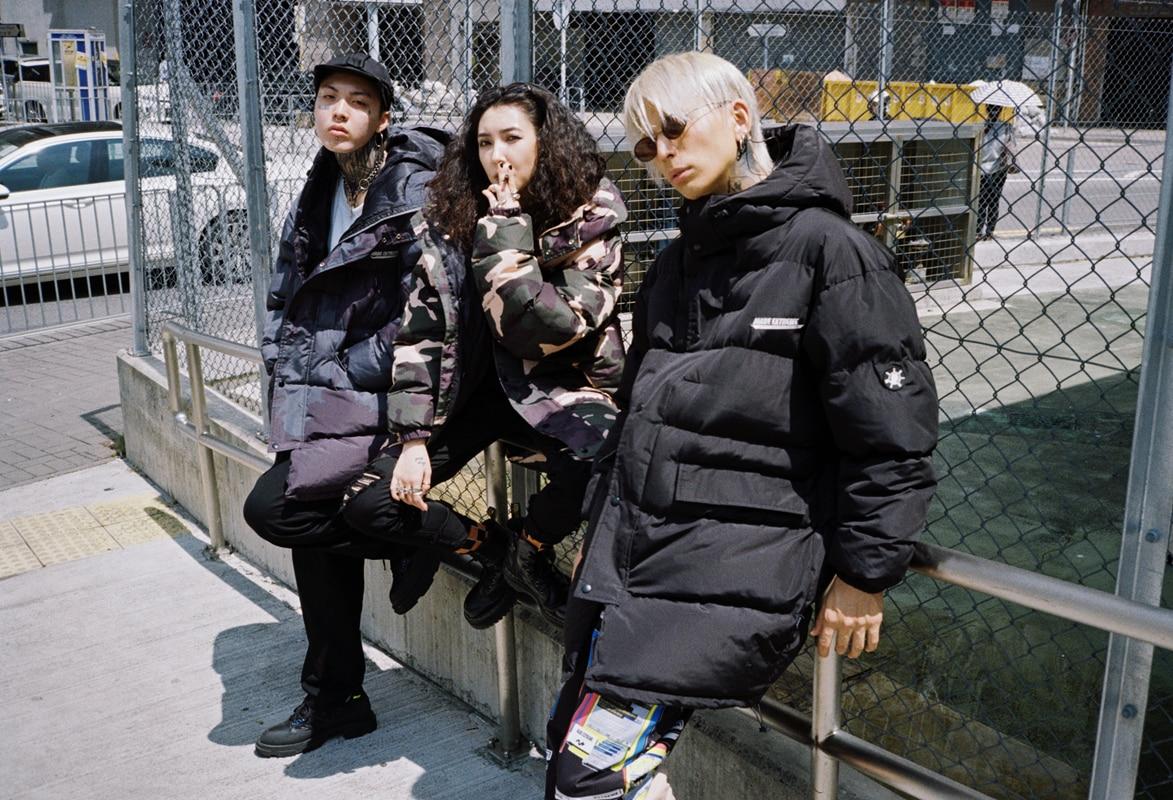Fashion Winter coat
