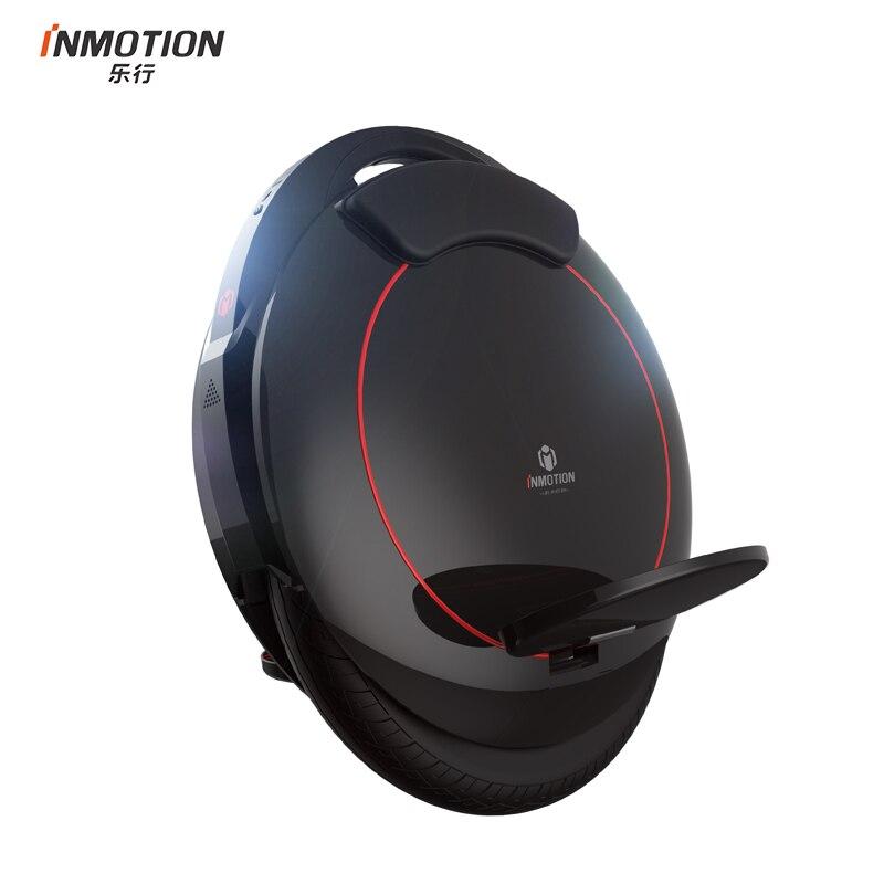 Freeshipping INMOTION V5F Einzelnen rad elektrische einrad EIN rad fahrrad Mit griff hebel Bluetooth APP geschwindigkeit 28 km/h, 550 W motor