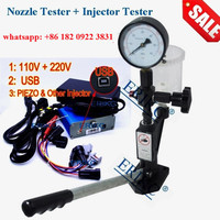 ERIKC CRI800 Auto Engine Diesel Injector Tester Machine S60H Fuel Piezo Injection Nozzle Tester Equipment 220V & 110V