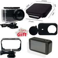 For Xiaomi Mijia Waterproof Housing Case Storage Bag Frame Shell Cover Skin Case Cover Lens Cap