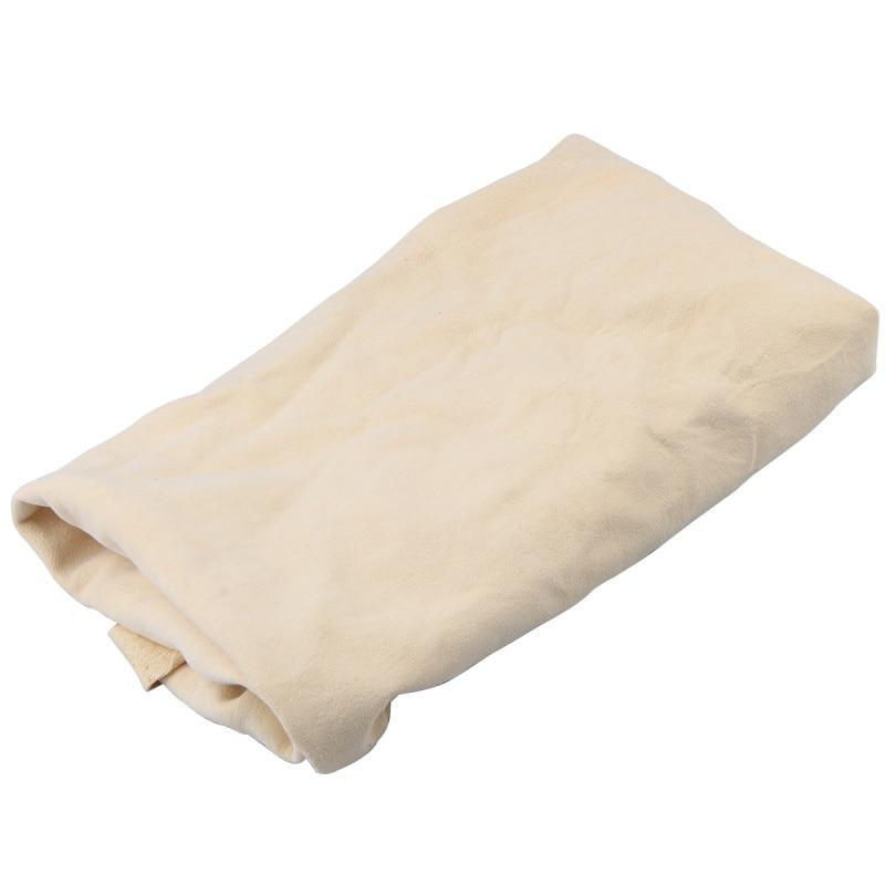 1Pc Leather Washing Cloth Imitation Deerskin Towel Multifunctional Car Cleaning Washing Microfiber Car Absorbent Dry Hair Towel
