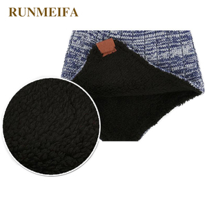 Image 5 - 2018 New arrival product Mens  winter warm Hat&scarf&Touchscreen gloves  Gifts in stock