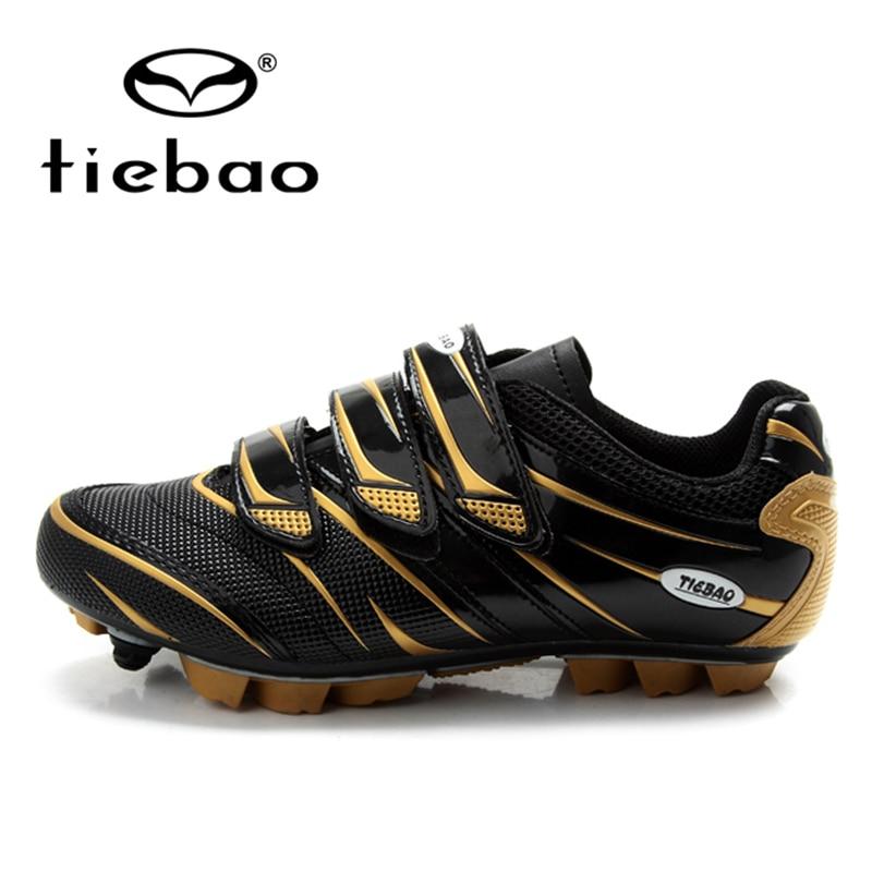 Tiebao Brand Cycling Biycle Shoes MTB Mountain Bike Shoes Professinal Cycle Shoes Cycling Boots for Men Riding Equipment