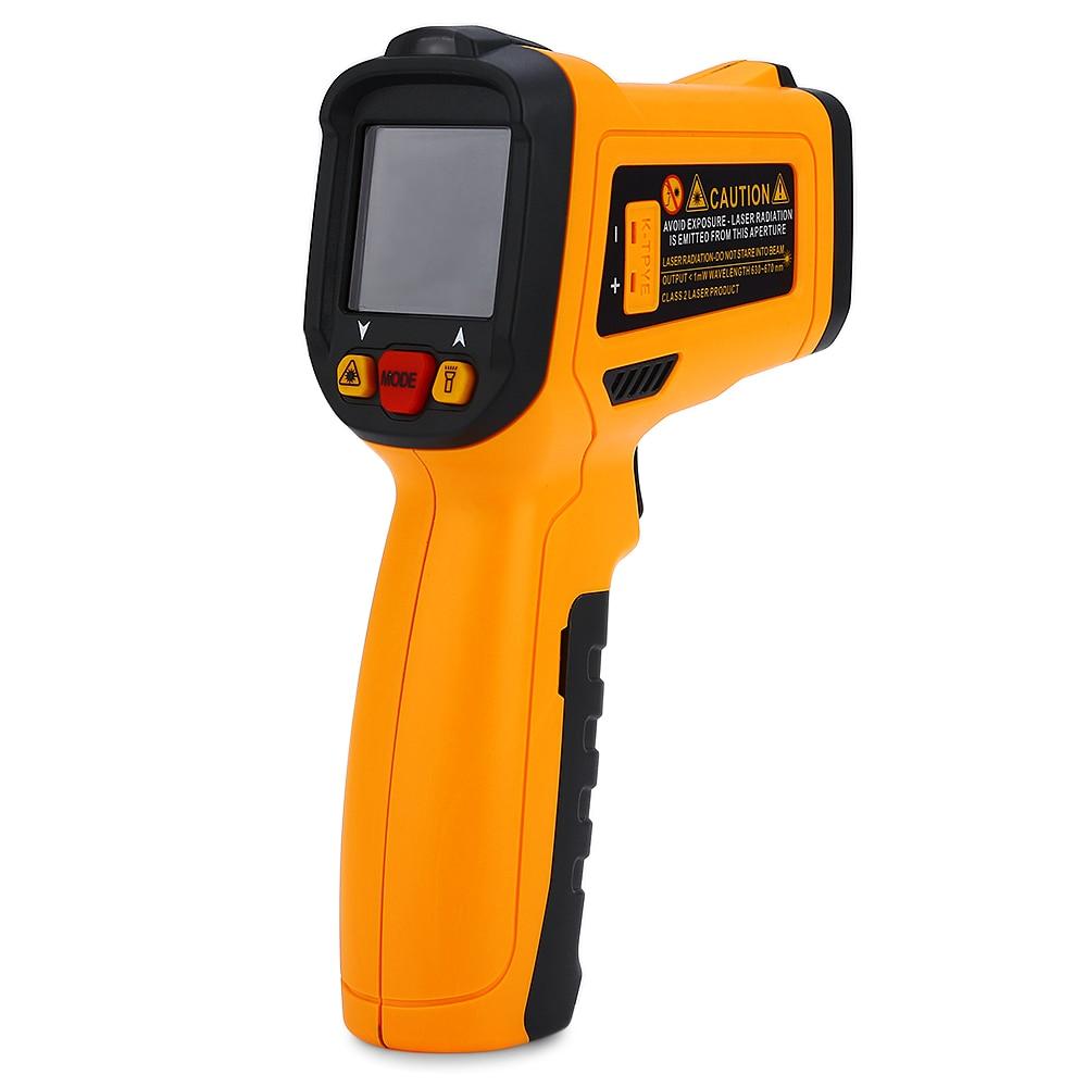 PEAKMETER PM6530D Backlight Display Digital Laser Infrared Ts