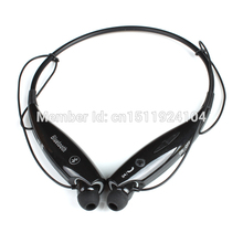 HV-800 Stereo Bluetooth Headset Wireless Headphone Neckband Style Earphones for iPhone Nokia HTC Samsung Bluetooth Cellphone