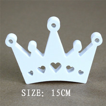 10cm 20cm  30cm 40cm 50cm Custom home and wedding decoration with artificial wood numbers, letters, pattern, heart, crown