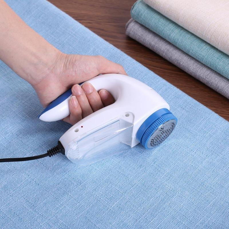Alloet Lint Removers Electric Fuzz Pills Shaving Machine for Sweaters Curtains Carpets Clothing Lint Pellets