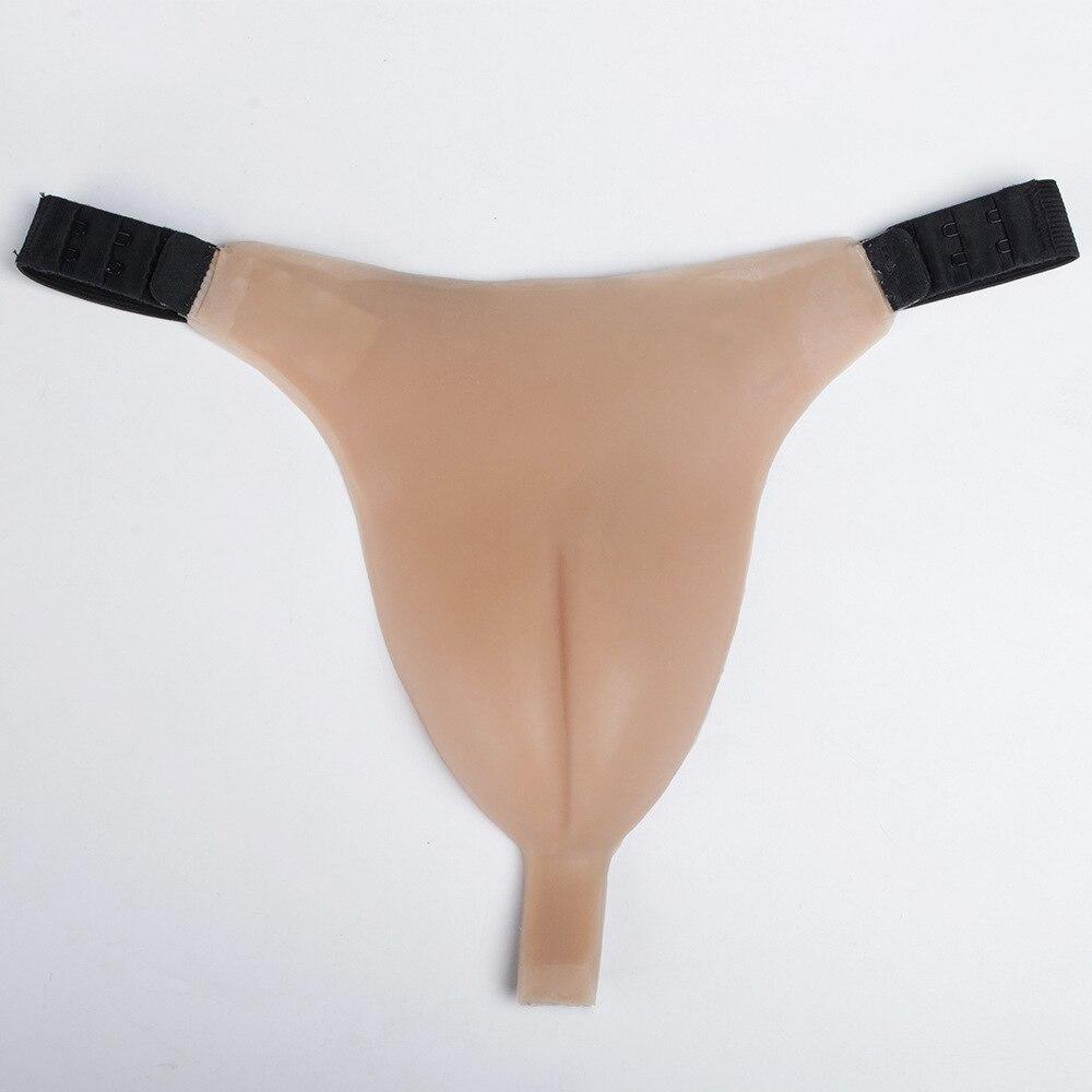 silicone pant Camel Toe Realistic Fake Vigina Underwear Artificial vagina Male Masturbator crossdresser vagina CD Crossdresser
