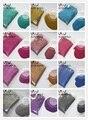 24 holográfica láser colores 0.2 MM 008 tamaño aspersión Glitter Powder uñas decoración y otros accesorios de bricolaje