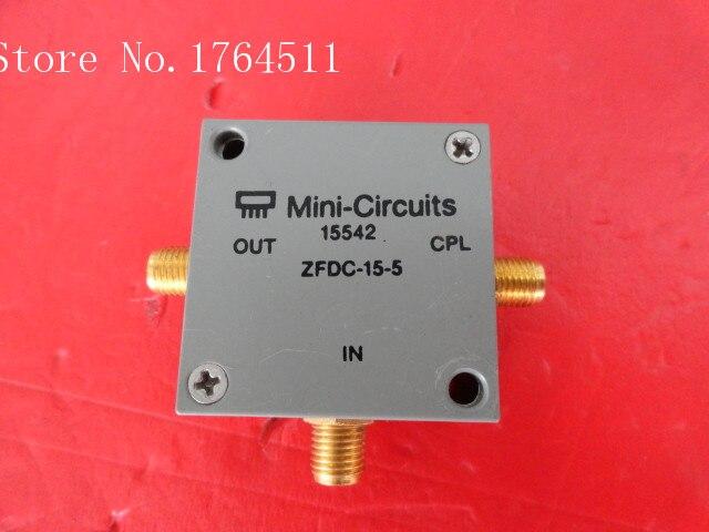 [BELLA] Mini ZFDC-15-5 1-2000MHz Coup:15.5dB SMA Supply Coupler