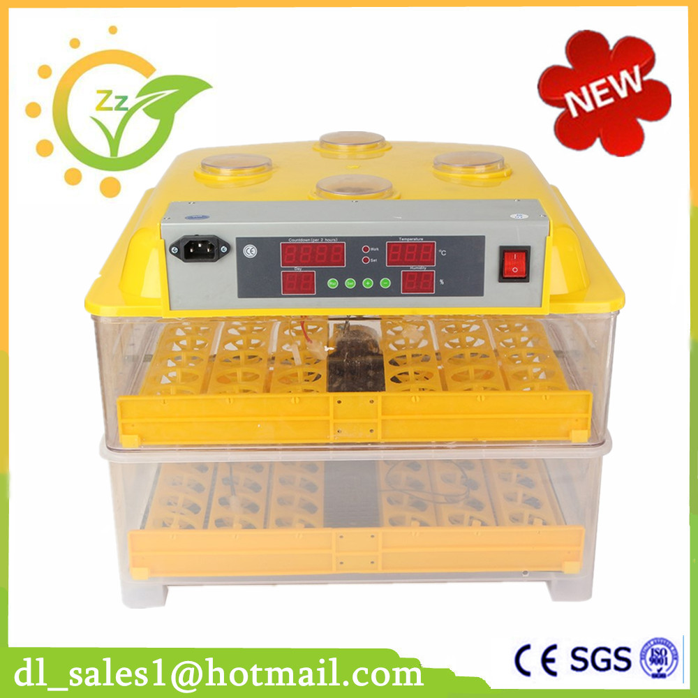 Brand New Small 220V Hatchery Machine 96 Automatic Egg Turning Mini Duck Bird Chicken Egg Incubator For Sale can be customized 1000ps h automatic roast duck bread making machine for sale