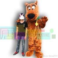 Scooby doo талисмана Скуби Ду одежда собака талисмана Бесплатная доставка