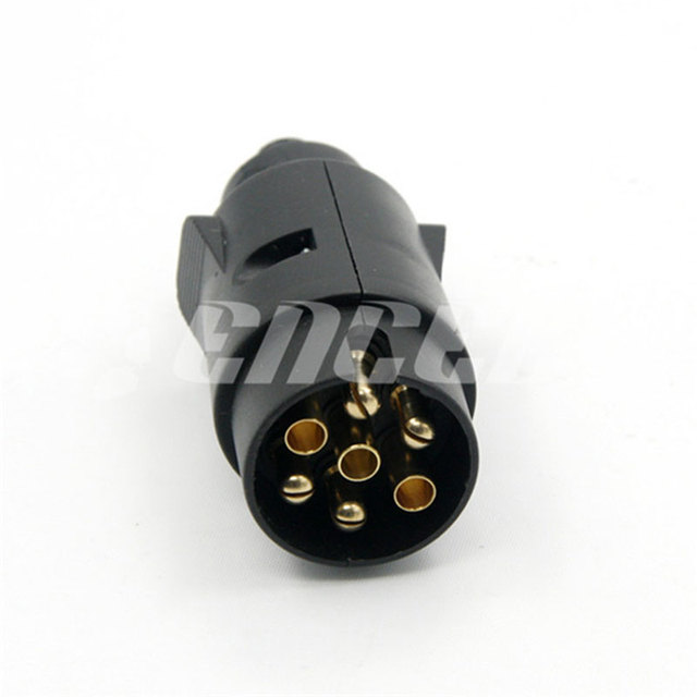 Encell Europa 7 Pin Stecker Auto Styling Motor Hause Elektrische ...