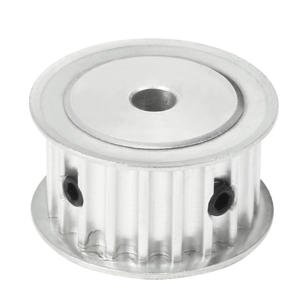 uxcell Aluminum Timing Pulley MXL 60 Teeth 6mm Bore Timing Belt Pulley Synchronous Wheel for 6mm Belt