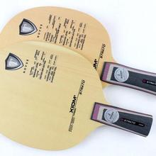 Racket Table-Tennis-Blade Xiom Racquet Pingpong Original STRATO Playa Indoor Indoor