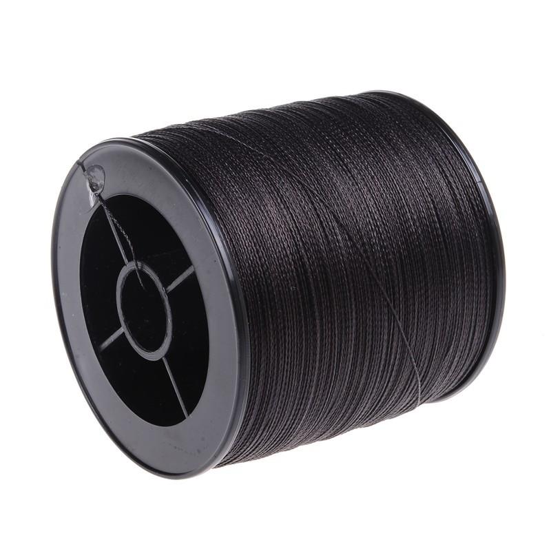 4 strands 500M black (4)