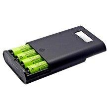 Черный Пластик Soshine E3S ЖК-дисплей Дисплей сменных батарей Профессиональный Зарядное устройство для 4 шт. 18650 батареи