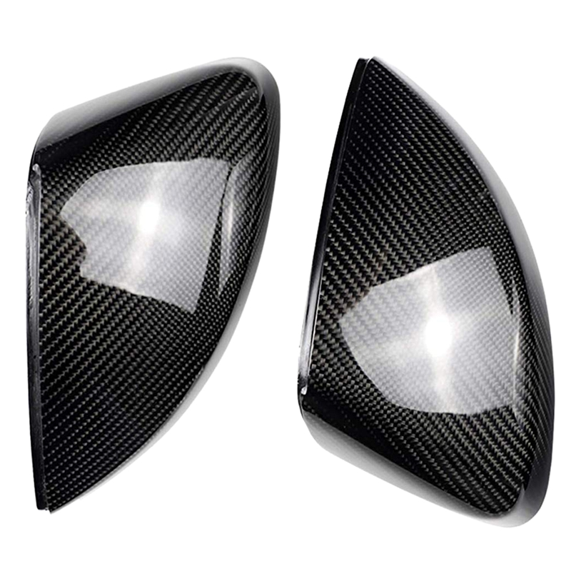 for Audi A3 8V 2013-2018 car mirror cover cap carbon fiber Stick on type