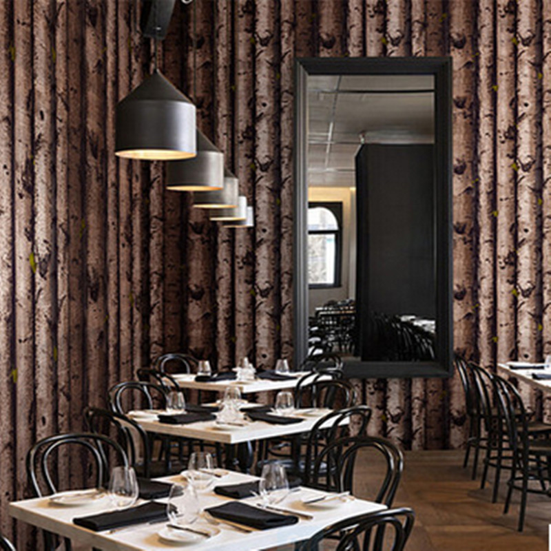 Buy bark wallpaper embossed wallpaper for Art deco wallpaper mural
