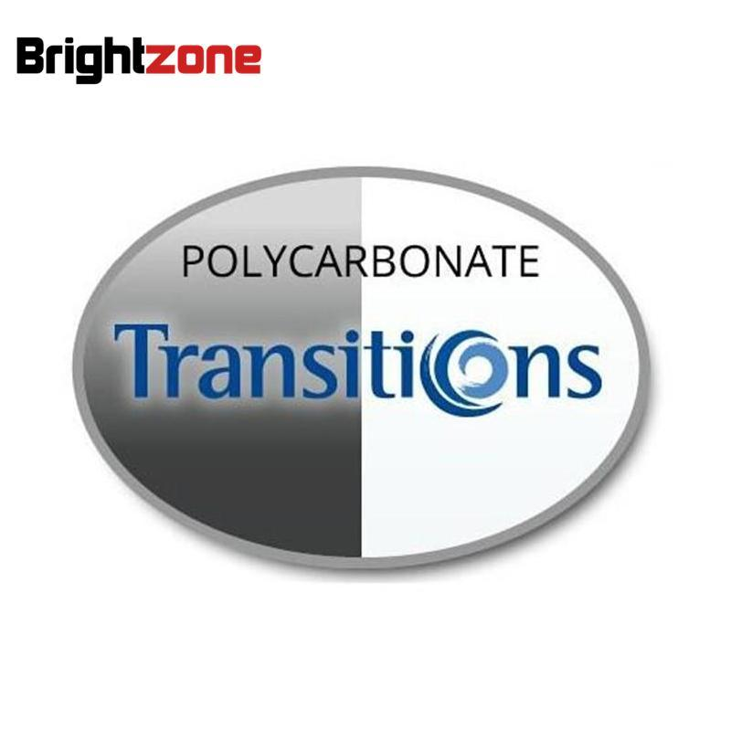 1.591 verres optiques Ultra résistants en Polycarbonate photochromique gris Transitions lunettes myopie astigmatisme lentilles de prescription