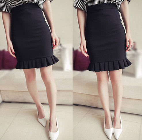 Compare Prices on High Waisted Peplum Skirt- Online Shopping/Buy ...