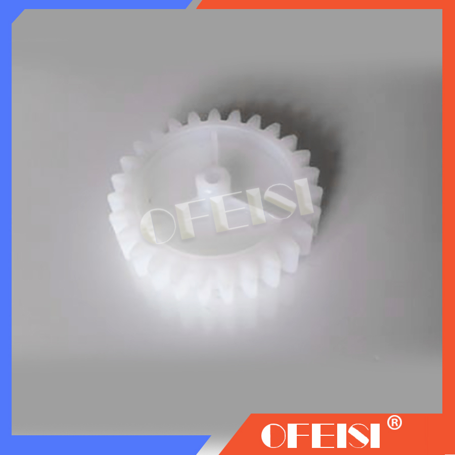 Free shipping high quatily for HP1160 1320 2015 Swing Drive Gear RU5-0307-000 RU5-0307 printer part on sale image