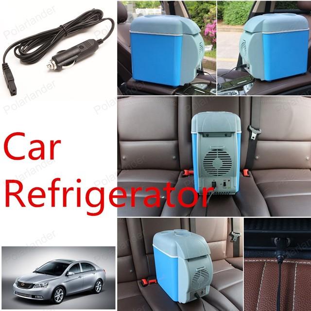 Large Capacity 7.5L Car Refrigerator  Free Shipping Car Freezer Refrigerator Car Fridge