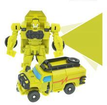 Deformable Robot Figures Hot Toys For Children 8cm SUV Action Figures Anime Figures Toys Robots Transformation Car